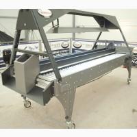 Новая сортировочная машина DOMASZ инспекційний стіл SSR - 1 - KMK, EURO-JABELMANN