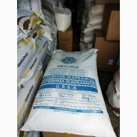 Карбамид N-46% азотное удобрение (мочевина), 50 кг