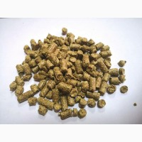 Пеллеты из лузги или соломы