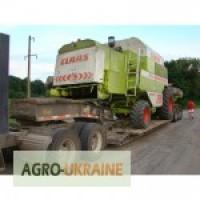 Услуги низкорамного трала по Украине