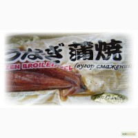 Угорь копченый (Unagi-Унаги) в кисло-сладком соусе