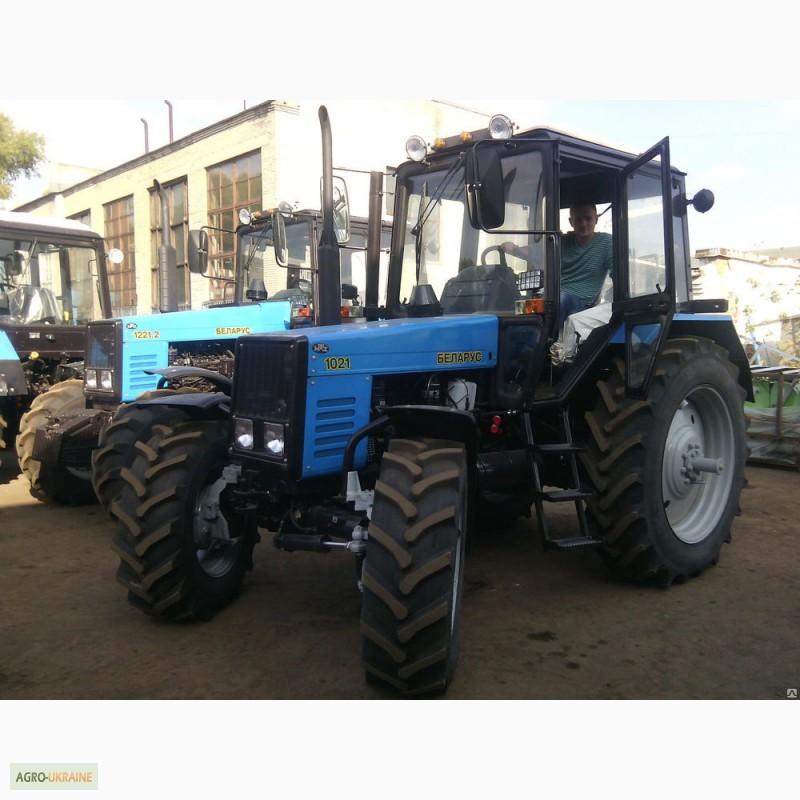Тракторы Беларус МТЗ   Купить новый трактор Беларусь.