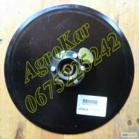 Диск сошника мин удобрений AA57466 A22949 John Deere Джон Дир 7000
