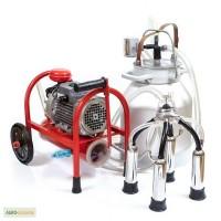 Доильный аппарат Буренка 1 с европульсатором 3000 об/мин