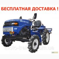 Garden Scout T15 (15 л.с.) - Мото-трактор