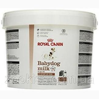 Royal Canin Babydog Milk 2кг-заменитель молока для щенков