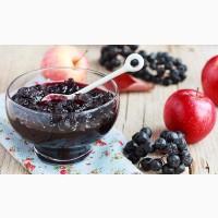 Черноплодная рябина (Арония), плоды, варенье