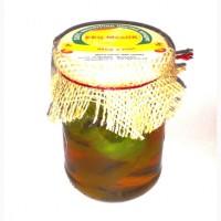 Мед с киви, 320 грамм