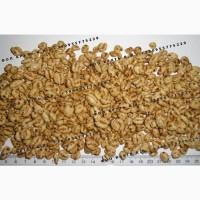 Воздушная пшеница (взорванная). Puffed wheat