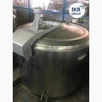 Молоко охолоджувач Б / У ALFA LAVAL 1000 відкритого типу об#039; ємом 1000 литров
