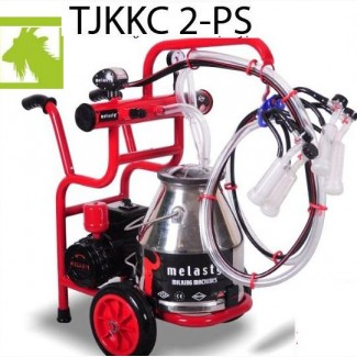 Доильный Аппарат для Коз Melasty TJKKC-2 (Турция)