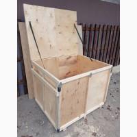 Деревянная упаковка оборудования ящик для перевозки