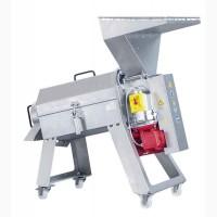 Протирочная машина для вишен, черешен, слив, абрикос, яблок и т.д. 1000 кг/час
