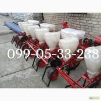 Сеялка СУПН-6, СУПН-8 удобна и легко настраиваема, контролировать процесс посева