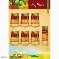 Макаронні вироби із твердих сортів пшениці ТМ My Pasta