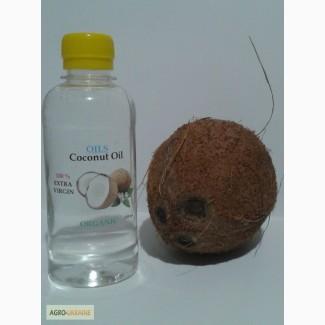 Производитель.Кокосовое масло, нерафинированное. Холодный отжим