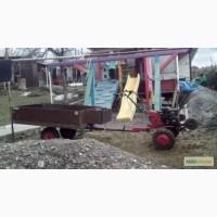Мотоблок Brigs Stratton 5 кобил