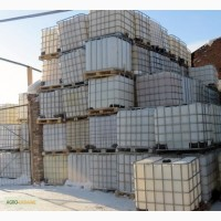 Продам б/у и новые еврокубы ( IBC контейнера) обьем 1000л мытые