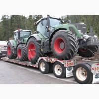 Международные перевозки сельскохозяйственной техники
