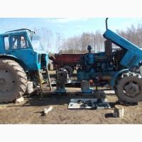 Ремонт тракторов Т40, Т25, МТЗ - Двигателя, коробки, полный кап