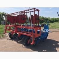 Продам рассадопосадочную машину FERARI F MAX 5 LITE бу
