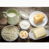 Закупка молока, сыра, сметаны