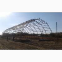 Ангар - Зернохранилище 12х51м, Обмен