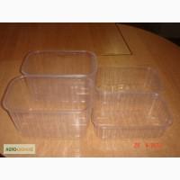 Пластиковая тара для клубники (Пинетки)
