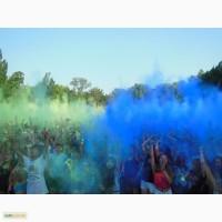 Краска Гулал, Холи, Синяя, опт и розница