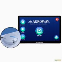 AGROWAY 380 Система параллельного вождения агро навигатор GPS