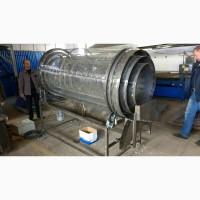 Роторный калибратор для чеснока