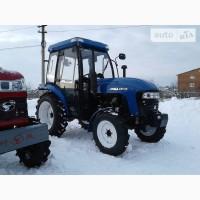 Мини трактор Джинма 404 с кабиной бесплатная доставка
