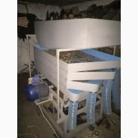 Калибровочное вибросито для ядра грецкого ореха