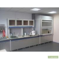 Лабораторная мебель от СпецМед