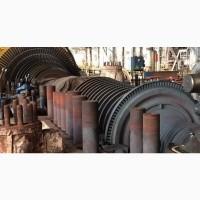 Модернизация паровых турбин тэц, грэс, аэс