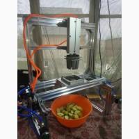 Яблокорезка пневматическая для резки мелких и средних яблок