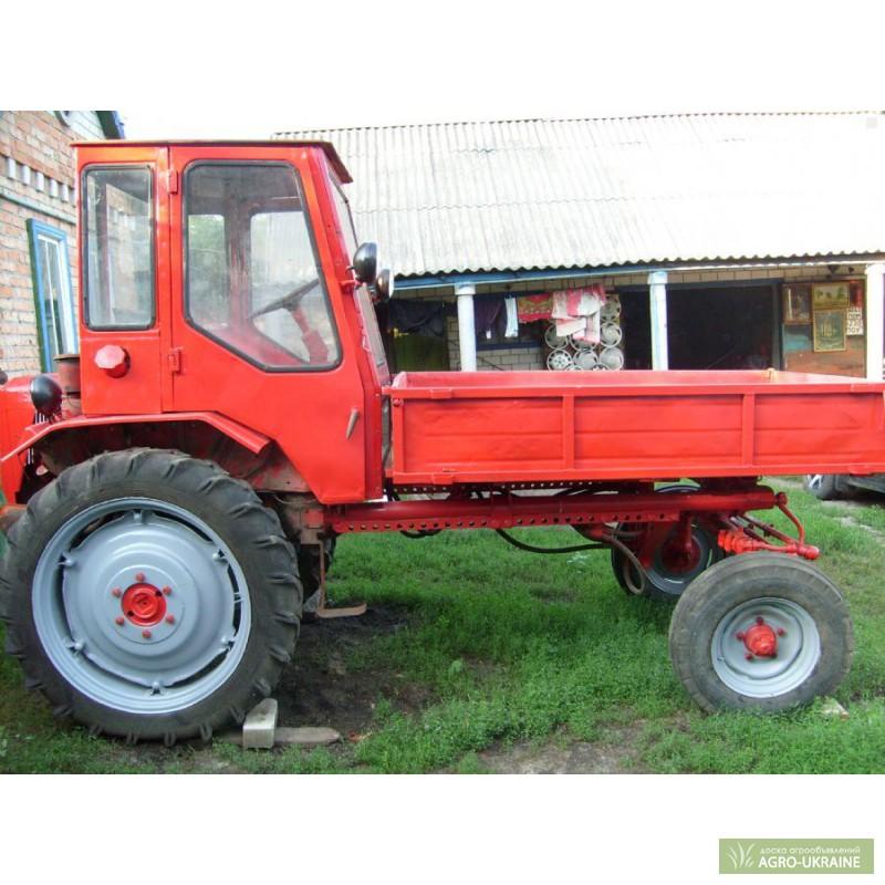 Трактор т-16 в отличном состоянии,все работает.  Отличный экономный помощник для фермера.