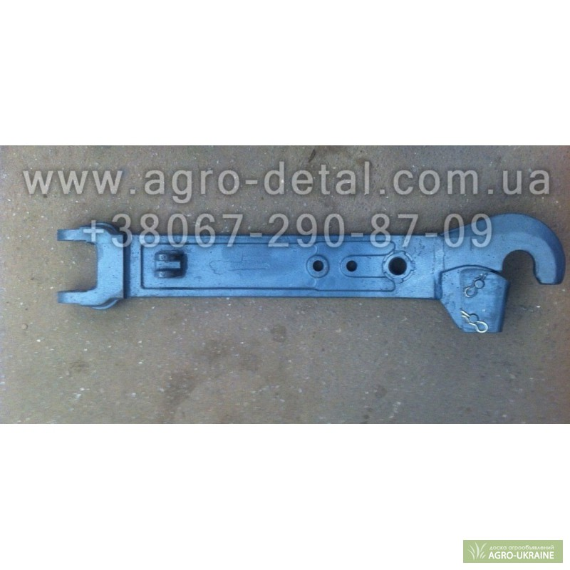 Тяга навески левая/правая (удлинитель) для трактора МТЗ 80.