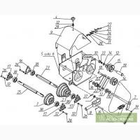 Механизм передач 509.046.1720