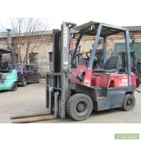 Бензиновый автопогрузчик Nissan PJ01M15 на 1.5 тонны