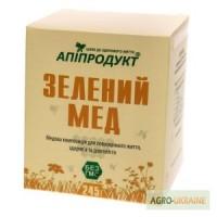 Зеленый мед - Карамельный вкус здоровья со сприрулиной