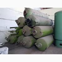 Ресиверы водородного комплекса