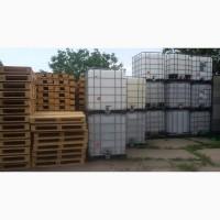 Продам еврокуб 1000 л., бочки 200 л. пластиковые, металлические