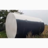 Емкость резервуар цистерна бочка металлическая 25 кубов Доставка