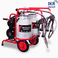 Доїльний апарат для двох корів Melasty TK 2-2 AK