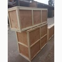 Ящик деревянный/ТАРА ДЕРЕВЯННАЯ для перевозки