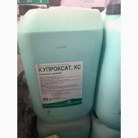 Купроксат - кoнтaктний мідьвміcний фунгіцид для зaxиcту coї, соняшника, овочів і плодів