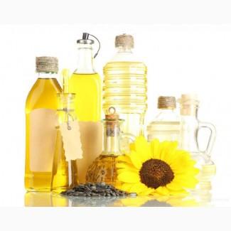 Продается масло подсолнечное, Украина