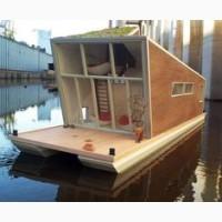 Зимовальные понтоны, причалы, мостки, стоянки для лодок