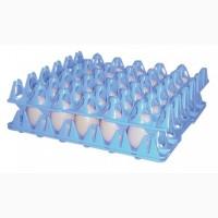 Пластиковый лоток для куриных яиц